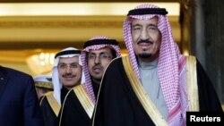 سعودی ولی عہد شہزادہ سلمان بن عبدالعزیز السعود (فائل فوٹو)