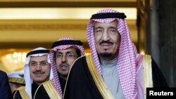 سعودی عرب کے ولی عہد شہزادہ سلمان بن عبدالعزیز السعود (فائل فوٹو )