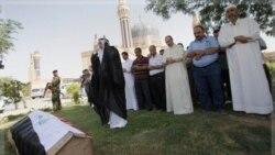 انفجار در بزرگترین مسجد سنی ها در عراق