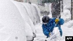Sneg u Podgorici