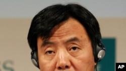中国外交部副部长翟隽
