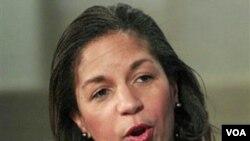 Duta Besar Amerika untuk PBB, Susan Rice