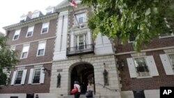 """Reputasi tinggi Universitas Harvard digoncang oleh skandal """"nyontek"""" yang dilakukan 125 mahasiswanya (foto:dok)."""