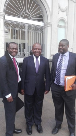 Thomas Chiripasi Reports on Harare Mayor's Failed Court Application to Return to Work