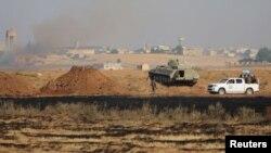 ترکیه با کردهای مسلح در جنوب این کشور و شمال سوریه درگیر است
