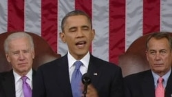 Obama Details Afghanistan Drawdown in State of the Union Speech