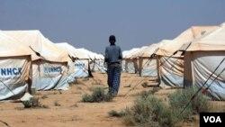 اردن میں شامی پناہ گزین
