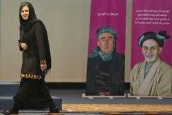 Afg'on ayollarining bugungi kuni: Prezident rafiqasi Rula G'ani bilan suhbat