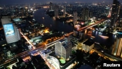 Bangkok, Tajland