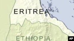 Map of Eritrea