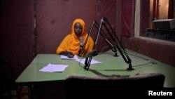 Mid ka mid ah Istuudiyaasha Radio Shabelle