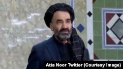 عطا محمد نور بار دیگر به شدت از حکومت افغانستان انتقاد کرد