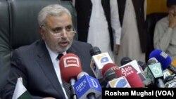 پاکستانی کشمیر کے چیف الیکشن کمشنر جسٹس غلام مصطفی مغل