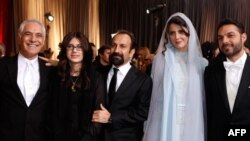 "Yabancı Film Dalında Oscar İran Filmi ""Bir Ayrılık""a"