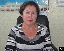 雅库特冻土研究所学术秘书阿列克谢耶娃