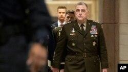 Глава Объединенного комитета начальников штабов США генерал Марк Милли (архивное фото)