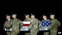 Las muertes reportadas por la OTAN el martes 27 de noviembre de 2018, son las más recientes en un creciente número de víctimas de las fuerzas estadounidenses en Afganistán.