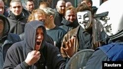 تظاهرات ضدتروریسم و گرامیداشت قربانیان حملات تروریستی در بروکسل- یکشنبه ۲۷ مارس