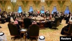 عکس آرشیوی از سی و چهارمین نشست سران شورای همکاری خلیج فارس در کویت - دی ماه ۱۳۹۲