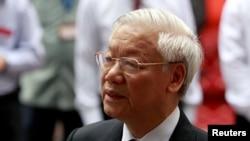 Tổng Bí thư Đảng Cộng sản Việt Nam Nguyễn Phú Trọng
