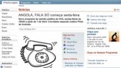 "Hit VOA Program ""Angola, Fala Só"" Expands to Full Hour"