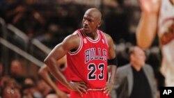 Michael Jordan, le légendaire joueur basketteur de la NBA