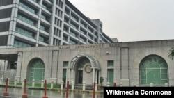 Kantor pusat Bank Pembangunan Asia di Manila, Filipina. (Foto: Dok)