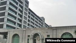 總部位於菲律賓的亞洲開發銀行(ADB)。