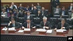 眾議院就北韓舉行聽證