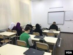 Učenici medrese 'Reis Ibrahim-ef. Maglajlić', Banjaluka