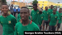 Les Lions Indomptables veulent frapper un grand coup au tournoi de football.