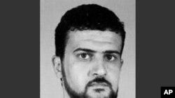 美国联邦调查局披露的利比亚恐怖分子嫌疑人阿布•阿纳斯•利比的照片(资料照片)