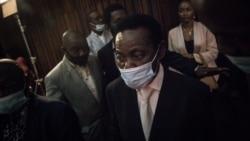 Christophe Mboso Nkodia Mpuanga, mokambi ya sika ya ndako ya bokeli mibeko na RDC, na photo ya le 8 décembre 2020, na Palais du peuple, Kinshasa