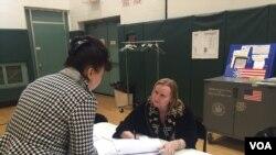 New Yorkers Vote in Presidential Primaries