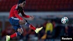 El equipo de Colombia debutará el 14 de junio ante Grecia y lo harán en la ciudad de Belo Horizonte.