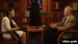 VOA's Natalie Liu speaks with Graham Allison, founding dean of Harvard University's Kennedy School of Government, about tensions between the U.S. and China.