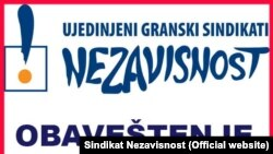 "Logo Sindikata penzionera Srbije ""Nezavisnost"" , Foto: Sindikat Nezavisnost"