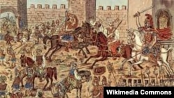 Fall of Costantinople