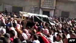 Suriyanın Milli Keçid Şurası 250 adamın qətli ilə bağlı ciddi ölçülər götürülməsinə çağırıb