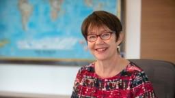 Президентка Європейського банку реконструкції та розвитку Оділь Рено-Бассо