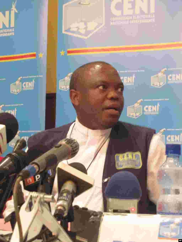 Jour de vote a Kinshasa 1