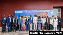 Les participants lors de la journée de la commémoration, à Cotonou, Bénin, le 30 août 2019. (VOA/Ginette Fleure Adandé)