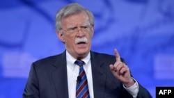 Cựu đại sứ Mỹ tại Liên hiệp quốc, John Bolton, người được Tổng thống Trump đưa vào thay ông H.R. McMaster làm Cố vấn An ninh Quốc gia.