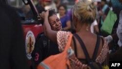 Volonteri pomažu migrantima koji se iz Hondurasa kreću ka SAD