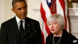 El presidente Barack Obama se reunirá con la presidenta de la Reserva Federal, Janet Yellen, el lunes.