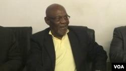 UMnu. Dumiso Dabengwa webandla leZapu.