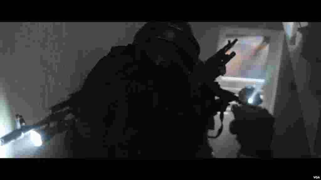 Кадр из фильма «Снимать на поражение»