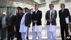 阿富汗政府仍面對安全挑戰。