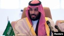 Le prince héritier saoudien Mohammed ben Salmane, Riyadh, le 26 novembre 2017.