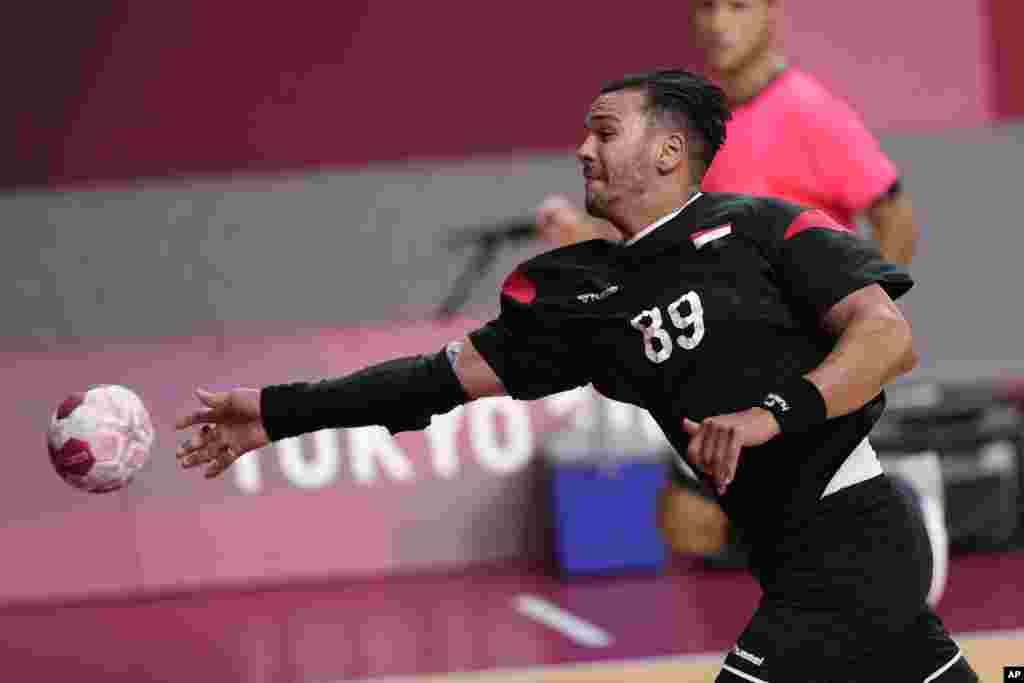 Tokyo Olympics Handball
